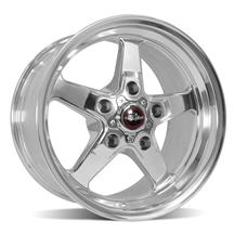 F-150 SVT Lightning Race Star Drag Star Wheel - 17x10.5  - Polished - Direct Drill (93-95)