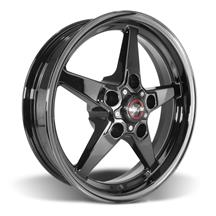 F-150 SVT Lightning Race Star Dark Star Wheel - 17x4.5 - Direct Drill (00-04)