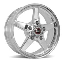 F-150 SVT Lightning Race Star Drag Star Wheel - 17x7  - Polished - Direct Drill (93-95)