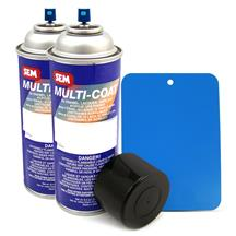 Satin Blue Valve Cover Paint Kit