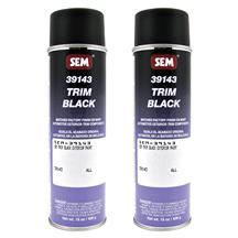 SEM Trim Black Exterior Paint Kit
