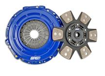 Mustang Spec Stage 3 Clutch - 10 Spline (05-10) 4.6