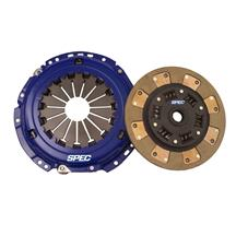 "Mustang Spec Stage 2+ Clutch - 9"" - 10 Spline (84-86) 2.3"