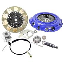 "Mustang Spec  Stage 2 Clutch & Cable Kit - 10.5"" - 10 Spline (86-95) 5.0"