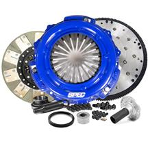 "Mustang Spec  Stage 2 Master Clutch Kit - 10.5"" - 10 Spline (82-93) 5.0"