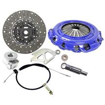 "Mustang Spec  Stage 1 Clutch & Cable Kit - 10.5"" - 10 Spline (86-95) 5.0"