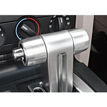 Mustang Steeda Automatic Shifter Handle Bezel Covers (05-10)