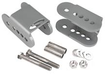 Mustang Steeda Control Arm Relocation Brackets (05-14)