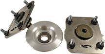 Mustang Steeda Heavy Duty Upper Strut Mount Pair (05-14)