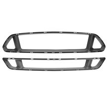 Mustang Steeda Upper & Lower Grille Delete kit (15-17)