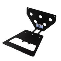 Mustang Sto N Sho Detachable License Plate Bracket w/o Secondary Chin Spoiler (13-14)