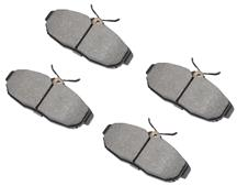 Mustang StopTech Rear Brake Pads - Street Performance (05-14)