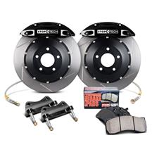 "F-150 SVT Lightning StopTech 14"" Big Brake Kit - Black (99-04)"