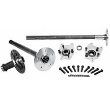 Mustang Strange Axle, Spool, & C-Clip Eliminator Kit  - 35 Spline (05-14)