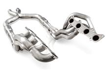 Mustang Stainless Power Long Tube Headers & Catalytic X Pipe (11-14) 5.0