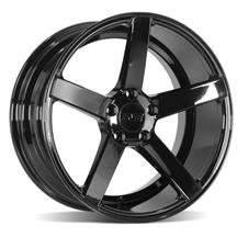 Mustang SVE NVX Wheel - 18x9  - Gloss Black (94-04)