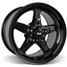 Mustang SVE Drag Wheel 15X10 Gloss Black (05-14)