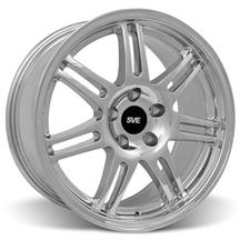 Mustang SVE Anniversary Wheel - 17x9 Chrome (94-04)
