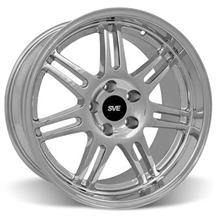 Mustang SVE Deep Dish Anniversary Wheel - 17x10 Chrome (94-04)