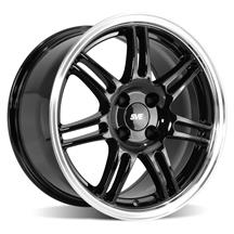 Mustang SVE Anniversary Wheel - 17x9 Black W/ Machined Lip (79-93)