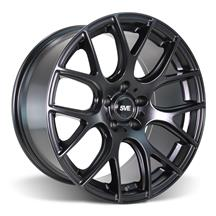 Mustang SVE Drift Wheel 18x9 Flat Black (94-04)
