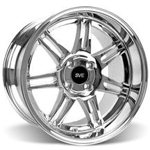 Mustang SVE Deep Dish Anniversary Wheel - 17x10 Chrome (79-93)