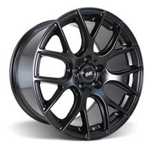 Mustang SVE  Drift Wheel - 19X9.5 Flat Black (05-18)