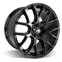 Mustang SVE Drift Wheel - 19x9.5  - Gloss Black (05-19)