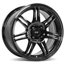 Mustang SVE Anniversary Wheel - 17x9  - Gloss Black (79-93)