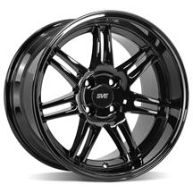 Mustang SVE Anniversary Wheel - 17x10  - Gloss Black (79-93)