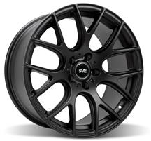 Mustang SVE Drift Wheel 18x10 Flat Black (94-04)