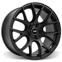 Mustang SVE  Drift Wheel - 18X9 Flat Black (05-17)
