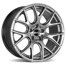 Mustang SVE Drift Wheel - 18x10  - Dark Stainless (05-14)