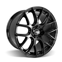 Mustang SVE Drift Wheel - 18x9  - Gloss Black (05-14)
