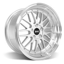 Mustang SVE Series 1 Wheel - 18x10  - Gloss Silver (94-04)