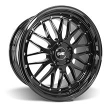 SVE Mustang Series 1 Wheel - 18x9  - Gloss Black (94-04)