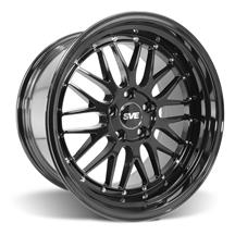 Mustang SVE Series 1 Wheel - 18x10  - Gloss Black (94-04)