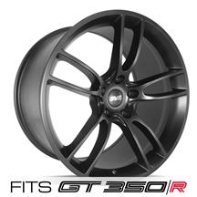 Mustang SVE GT350 GT7 Wheel - 19x11.5  - Satin Black (15-19)