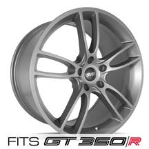 Mustang SVE GT350 GT7 Wheel - 19x11.5  - Satin Graphite (15-19)