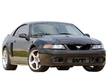 Mustang SVE Smoked Fog Light Tint (03-04) Cobra