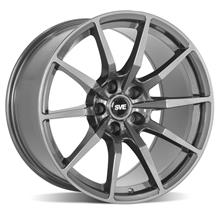 Mustang SVE S350 Wheel - 18x10  - Gloss Graphite (94-04)