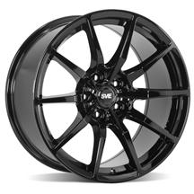 Mustang SVE S350 Wheel - 18x9  - Gloss Black (94-04)