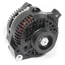 Mustang SVE 130 Amp Alternator   - Black (94-95) 5.0