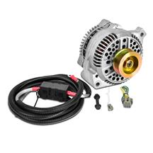 Mustang SVE 130 Amp Alternator Full Upgrade Kit (86-93) 5.0 5.8