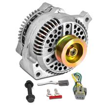 Mustang SVE 130 Amp Alternator Upgrade Kit (86-93) 5.0L/5.8L