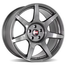Mustang SVE R350 Wheel - 19x10  - Liquid Graphite (05-17)