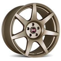 Mustang SVE R350 Wheel - 19x10  - Satin Bronze (05-17)