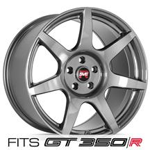 Mustang SVE R350 Wheel - 19x11  - Liquid Graphite (15-19)