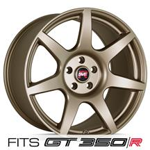 Mustang SVE R350 Wheel - 19x11  - Satin Bronze (15-19)