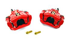 Mustang SVE Cobra Rear Brake Caliper Kit Red (94-04)